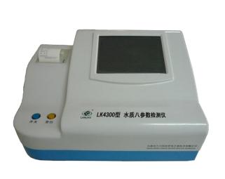 LK4300 型八參數水質檢測儀